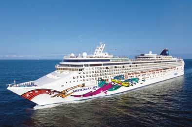 NORWEGIAN JEWEL