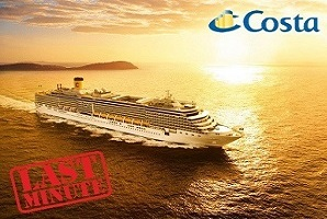 Last Minute Costa costa cruises