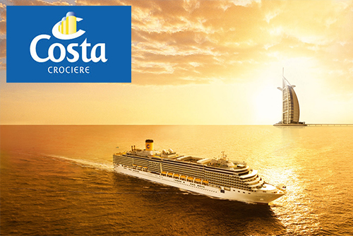 EXOTIC SPECIÁL costa cruises