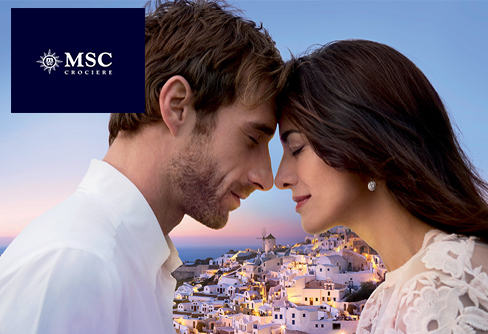 EARLY BOOKING msc cruises