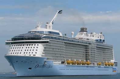 RCC OVATION OF THE SEAS
